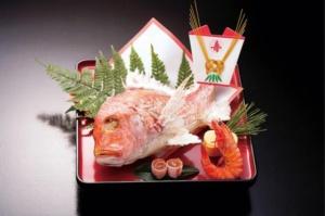 2_焼鯛飾り 3,500円(税込)