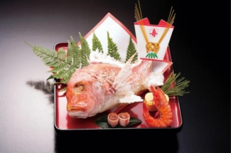 焼鯛飾り/3,500円(税込)
