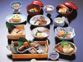 .懐石料理/5,600円(税込)