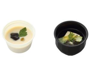 茶椀蒸し・お吸・各400円(税込)